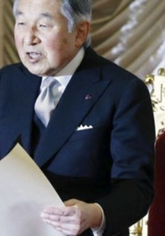 Nhật Bản bác tin Nhật hoàng thoái vị