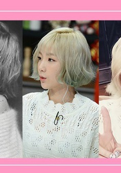 7 nữ thần tượng Kpop tóc ngắn đẹp lung linh