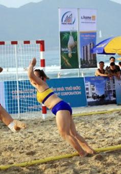 Giải bóng ném bãi biển 2016: Đội nữ Hà Nội và nam TP.HCM lên ngôi