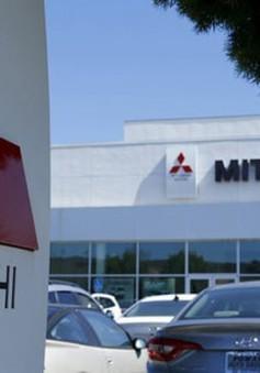 Mitsubishi vướng bê bối gian lận khí thải