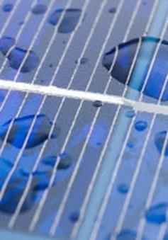 Trung Quốc thử nghiệm pin mặt trời tạo năng lượng từ … mưa