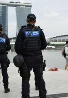 Singapore tăng cường an ninh ngày Quốc khánh
