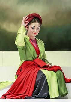 Chèo Hà Nội trẻ trung, hiện đại trong vở mới đầu năm