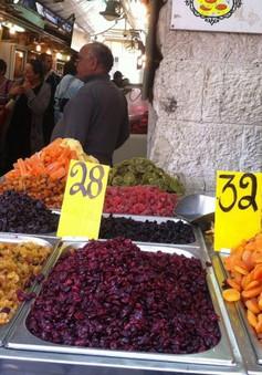 Những món ăn hấp dẫn không thể bỏ qua khi đến Israel