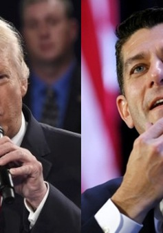 Ông Trump công kích Chủ tịch Hạ viện Mỹ
