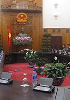 PTTg Nguyễn Xuân Phúc tiếp Bộ trưởng Bộ Cơ sở Hạ tầng và Môi trường Hà Lan