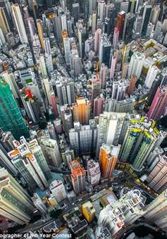 Vẻ đẹp ngoạn mục của đô thị qua ảnh dự thi National Geographic