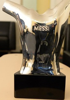 UEFA công bố 10 cầu thủ xuất sắc nhất châu Âu