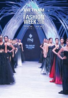 """Tuần lễ thời trang quốc tế Việt Nam """"náo động"""" Thủ đô Hà Nội từ 1/11"""