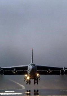 Mỹ triển khai máy bay ném bom B-52 tới Qatar để chống IS