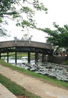 Hơn 13 tỷ đồng trùng tu di tích cầu ngói Thanh Toàn, TT - Huế