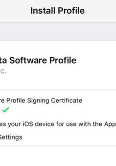 Apple phát hành bản iOS 10 beta đầu tiên