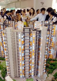 Thị trường bất động sản Trung Quốc khởi sắc trở lại