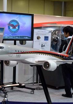 Triển lãm hàng không vũ trụ quốc tế Nhật Bản lớn nhất 50 năm qua