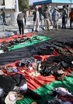Afghanistan ban hành lệnh cấm tụ tập nơi công cộng