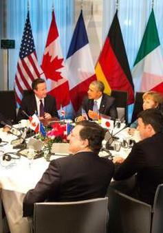 Lãnh đạo G7 cam kết hợp tác thúc đẩy kinh tế