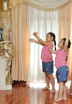 Chiêm ngưỡng căn hộ đậm chất châu Âu của gia đình Thúy Hạnh