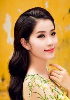 Nam Em giành Huy chương Bạc phần thi tài năng Miss Earth 2016