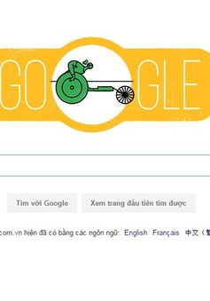 Google thay doodle chào mừng Paralympics 2016