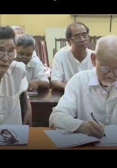 Café Sáng với VTV3: Lớp học chữ đặc biệt dành cho những người cao tuổi