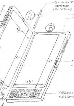 Apple bị tố ăn cắp thiết kế iPhone từ năm 1992
