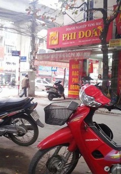 Khẩn trương điều tra, xác minh vụ cướp xe chở vàng ở Hà Đông, Hà Nội