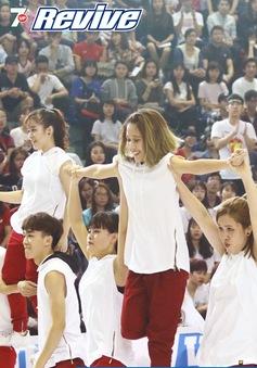 Giải thể thao sinh viên Việt Nam 2016 khu vực Hà Nội (VUG) khởi tranh