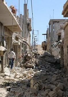 IS bắt 300 công nhân tại ngoại ô Damascus, Syria