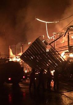 Hỏa hoạn tại Thái Lan, 13 gia đình Việt kiều bị ảnh hưởng