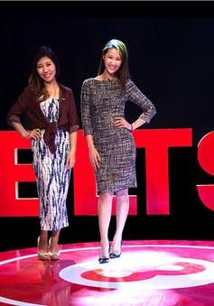 """8 IELTS: Bàn về """"ngoại hình"""" cùng Hoa hậu thân thiện – Dương Thùy Linh"""