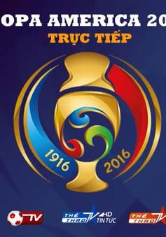 VTVcab sở hữu bản quyền phát sóng trực tiếp Copa America 2016