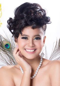 Người đẹp 17 tuổi đăng quang Hoa hậu Myanmar 2016