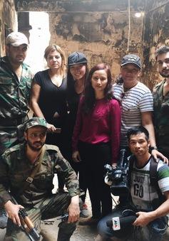 Phim tài liệu về nội chiến ở Syria lên sóng VTV Đặc biệt tháng 7