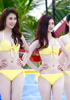 Thi Người đẹp Biển, top 36 Hoa hậu Việt Nam 2016 khoe sắc vóc nuột nà