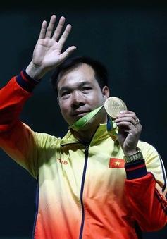Thủ tướng gửi thư chúc mừng xạ thủ Hoàng Xuân Vinh