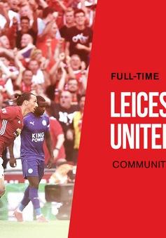 VIDEO Man Utd 2-1 Leicester: Ibra tặng Siêu cúp cho Mourinho