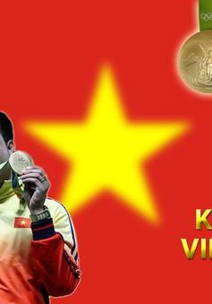 Những tấm HCV lịch sử của Thể thao Việt Nam trong năm 2016