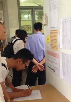 Đại học Quốc gia Hà Nội công bố điểm trúng tuyển