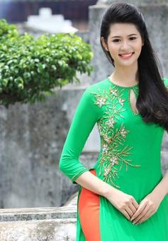Nhan sắc miền Tây được kì vọng nối gót Đặng Thu Thảo tại Hoa hậu Việt Nam 2016