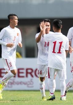 """Thắng loạt """"đấu súng"""", U19 Việt Nam vô địch giải tứ hùng ở Myanmar"""