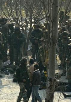 Ấn Độ: Phiến quân Hồi giáo tấn công Kashmir, 8 cảnh sát thiệt mạng