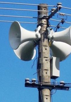 Đài truyền thanh một số nơi ở Hội An nhiễu sóng Trung Quốc