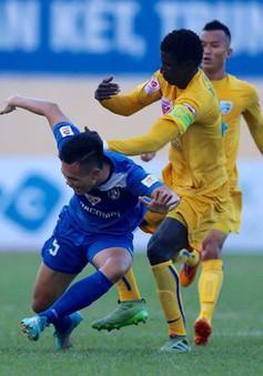FLC Thanh Hoá 2-2 Than Quảng Ninh: Chia điểm kịch tính, Than QN mất ngôi đầu V.League 2016