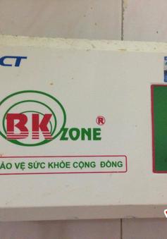 Máy Ozone khử 99% vi khuẩn: DN ngạc nhiên trước thông tin quảng cáo của chính mình