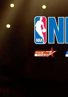 Giải bóng rổ đỉnh cao NBA mùa giải 2016/17 lên sóng VTVcab từ ngày 26/10