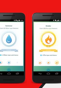 Pokémon GO cập nhật: Tăng tỷ lệ bắt Pokémon hiếm