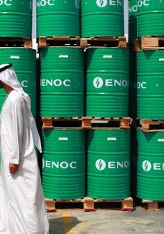 """Thế giới """"ngập"""" trong dầu ít nhất đến cuối năm 2016"""