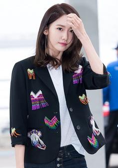 Vừa về nước, YoonA (SNSD) đã được săn đón