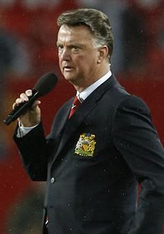 Van Gaal nói gì sau khi Man Utd hụt Champion League?