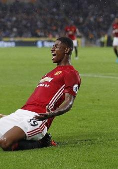 """Hull City 0-1 Man Utd: """"Thần tài"""" Rashford!"""